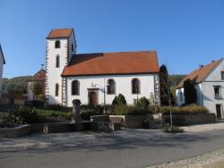 Blieskastel-Wolfersheim, Pfarrkirche