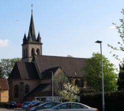 Schiffweiler-Stennweiler, Pfarrkirche St. Barbara und St. Isidor