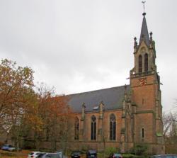 Saarbrücken Dudweiler, Pfarrkirche Mariä Himmelfahrt