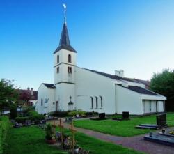 Merzig-Mechern, Filialkirche St. Quiriakus