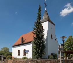 Saarbrücken-Halberg-Bübingen, Pfarrkirche, zwischen 1666 und 1927 Simultankirche