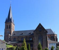 Schiffweiler, Landsweiler-Reden, Pfarrkirche Herz Jesu