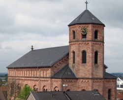 Homburg, Homburg-Stadt,  Pfarrkirche St. Michael