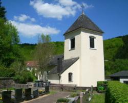 Mettlach-Dreisbach,  Kapelle St. Nikolaus