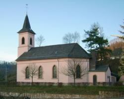 Losheim am See-Rissenthal, Filialkirche St. Blasius