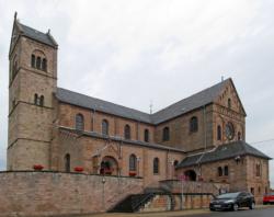 St. Wendel-Bliesen, Katholische Pfarrkirche St. Remigius
