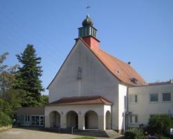 Saarbrücken, Mitte, Malstatt - Rastpfuhl,  Pfarrkirche St. Antonius von Padua
