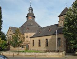 Rehlingen-Siersburg, Itzbach,  Pfarrkirche St. Martin