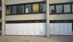 Neunkirchen, Enzweiler, Wandgestaltung