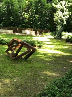 Saarlouis, Schad, Skulptur