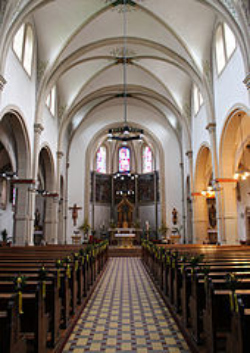 Illingen-Hüttigweiler, Pfarrkirche St. Maria Magdalena