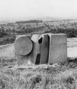 St. Wendel, Scheuermann, Skulptur