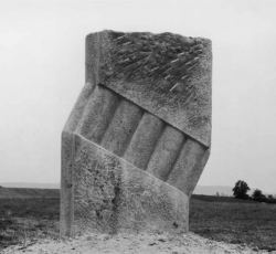 St. Wendel, Daucher, Skulptur
