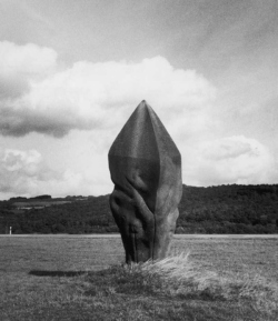 St. Wendel, George, Skulptur