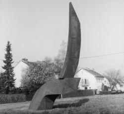 St. Wendel-Urweiler, Bernhard, Plastik