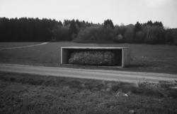 Nohfelden-Bosen, Hacker, Skulptur