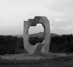 Namborn-Güdesweiler, Akiyama, Skulptur