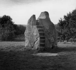 Nohfelden-Bosen, Kornbrust, Skulptur