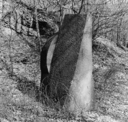 Oberthal, Ammann, Skulptur