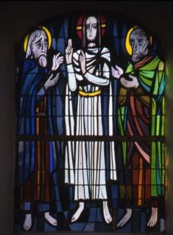 Saarlouis, Innenstadt, Evangelische Pfarrkirche