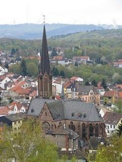 Friedrichsthal-Bildstock, Pfarrkirche St. Joseph