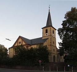 Eppelborn, Pfarrkirche St. Sebastian