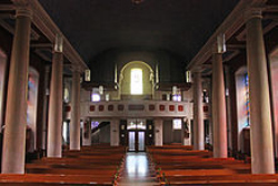 Blick zur Orgelempore, Foto: commons, wikimedia.org, atreyu