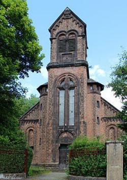 Friedrichsthal-Maybach, Filialkirche St. Ludwig IX