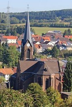 Merchweiler-Wemmetsweiler, St. Michael und die vierzehn Nothelfer