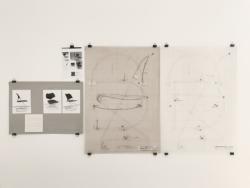 Bespannter Stuhl, 1973,  Mauser, Waldeck,  Sammlung Haus Industrieform Essen