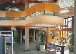 Saarlouis, Boro, Glasobjekte, Fenster