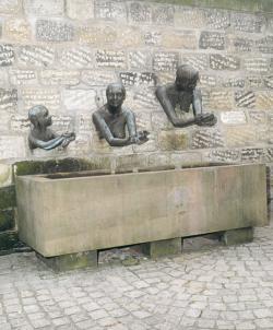 Saarlouis, Meßner, Brunnen