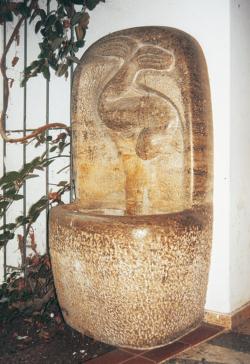 Saarlouis, Simon, Brunnen