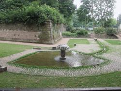 Saarlouis, Zapp, Brunnen