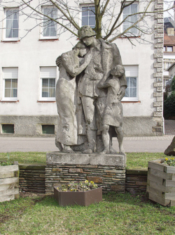 Bous, Unbekannt, ehem. Kriegerdenkmal