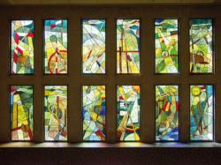 Dillingen, Eberle, Fenstergestaltung