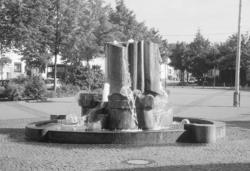 Dillingen, Oliberius, Brunnen