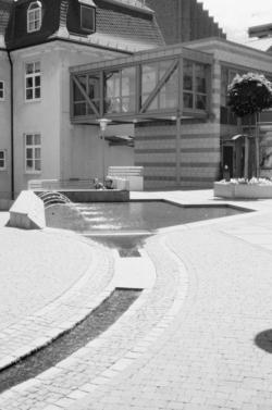 Dillingen, Unbekannt, Brunnenanlage