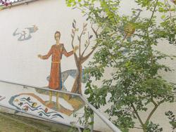 Rehlingen-Siersburg, Kettenhofen, Fassadengestaltung