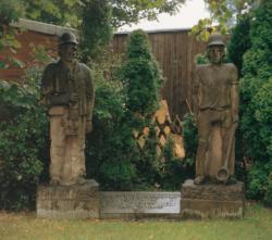 Wadgassen, Martin, Skulpturen