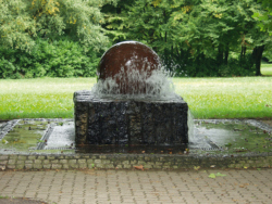 Wadgassen, Tobin, Brunnen