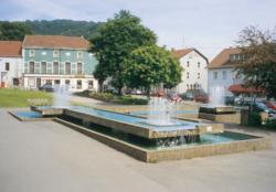 Wallerfangen, Walter, Brunnen