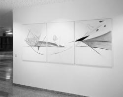 Homburg, Eickhoff, van Haaren und Leiner, Wandgestaltung