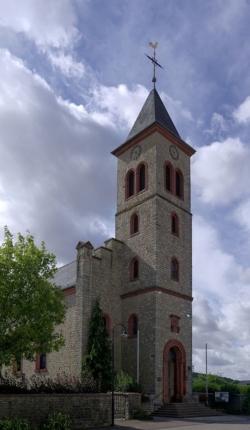 Perl, Tettingen-Butzdorf, Pfarrkirche St. Remigius