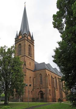 Homburg-Erbach,  Pfarrkirche St. Andreas