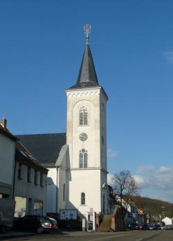 Völklingen-Ludweiler, Hugenottenkirche