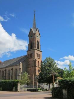 Kirkel-Neuhäusel, Friedenskirche