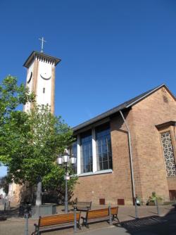 Homburg, Beeden, Filialkirche St. Remigius