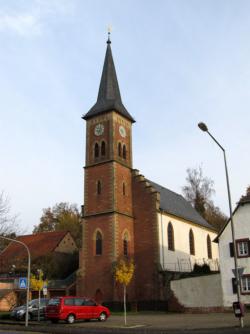 Homburg-Einöd, Apostelkirche