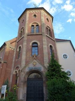 Saarbrücken, Bezirk Mitte, Alt-Saarbrücken, Immanuelkirche